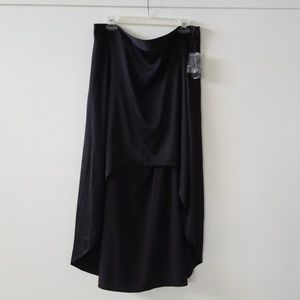 NWT I.N.C hi low skirt